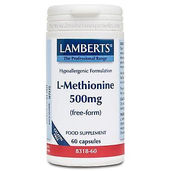 Lamberts L-Methionine 500mg