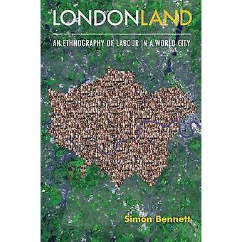 Londonland by Simon Bennett