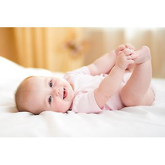 Bambini Newborn Baby Girls 13 Pc Layette Baby Shower Gift Set