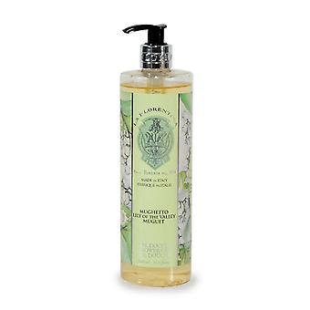 La Florentina Lily of the Valley Shower Gel 500 ml