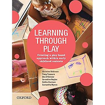 Learning Through Play - Creating a Play-Based Approach within Early Ch