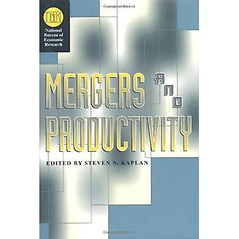 Mergers and Productivity by Steven N. Kaplan - 9780226424316 Book