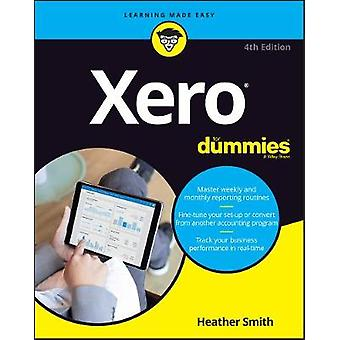 Xero For Dummies by Heather Smith - 9780730363989 Book
