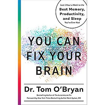 You Can Fix Your Brain - Just 1 Hour a Week to the Best Memory - Produ