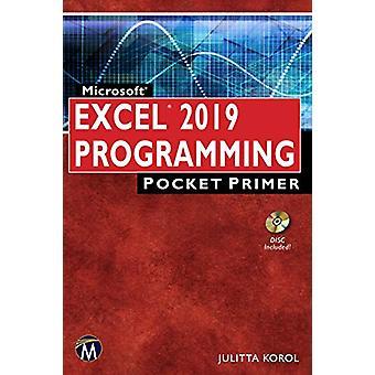 Microsoft EXCEL 2019 PROGRAMMING - Pocket Primer by Julitta Korol - 97
