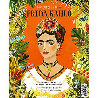 Portrait of an Artist - Frida Kahlo by Lucy Brownridge - 9781786036445