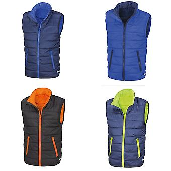 Result Core Childrens/Kids Sleeveless Zip Up Bodywarmer