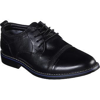 Skechers menn's bregman selone blonder opp sko 30748