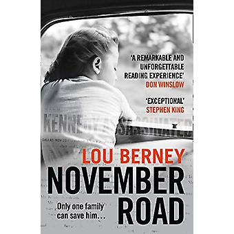 November Road by Lou Berney - 9780008309336 Book