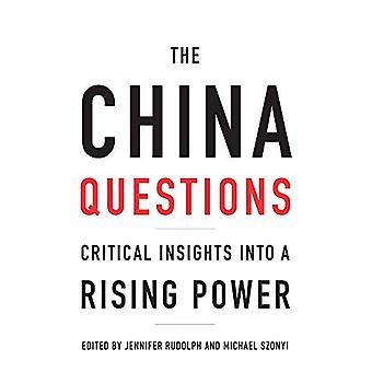 Kina spørsmål - kritiske innsikt i en økende strøm av Jennife