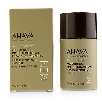 Time to energize age control moisturizing cream spf 15 50ml/1.7oz