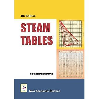 Steam Tables by C. P. Kothandarman - 9781781830246 Book