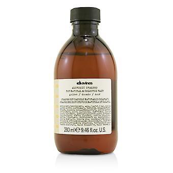 Alchemic shampoo # golden (for natural & coloured hair) 217902 280ml/9.46oz