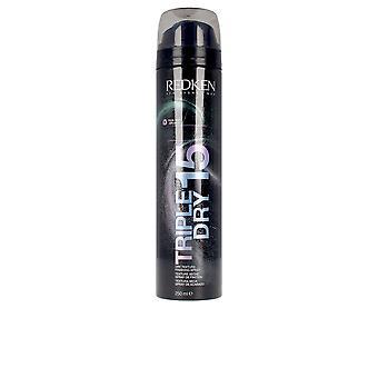 Redken Triple Dry Texture Finishing Spray 250 Ml Unisex