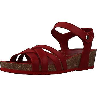 Panama Jack Sandals Chia Nacar B2 Color Red