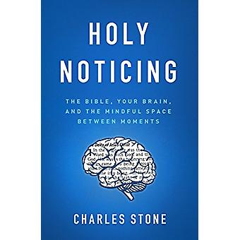 Holy Noticing by Charles Stone - 9780802418579 Book