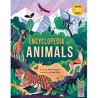 Encyclopedia of Animals by Jules Howard - 9781786034601 Book