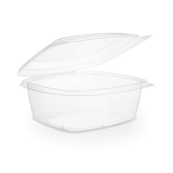 Vegware Compostable Hinged Deli Containers 24oz