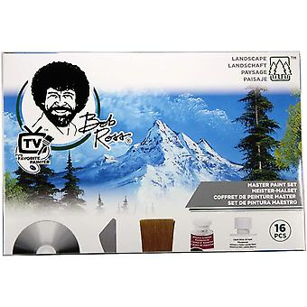 Bob Ross Landscape Oil Colour Master Paint Set (16pc)