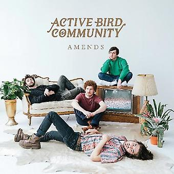 Active Bird Community - Amends [CD] USA import