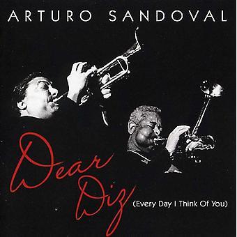 Arturo Sandoval - Diz cher tous les jours je pense de vous [CD] USA import