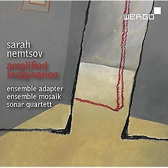 Nemtsov - Amplified Imagination [CD] USA import