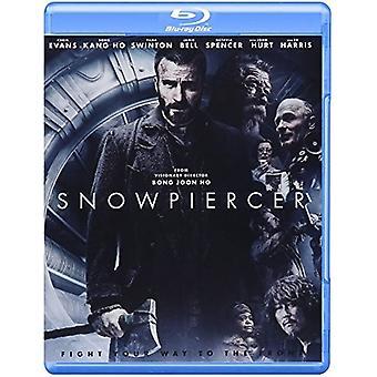 Snowpiercer (Black Friday) [Blu-ray] USA import
