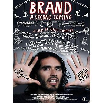Brand: A Second Coming [DVD] USA import