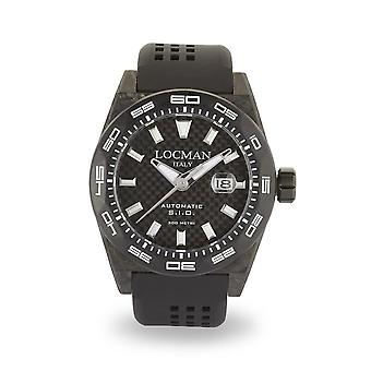 Locman - Wristwatch - Men - STEALTH 300MT - 0216V5-CBCBNKWS2K