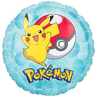 Anagram 18 in Pokemon folie ballon