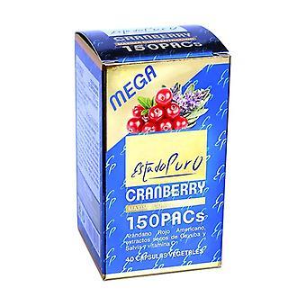 Cranberry Mega 150 PACs 40 capsules