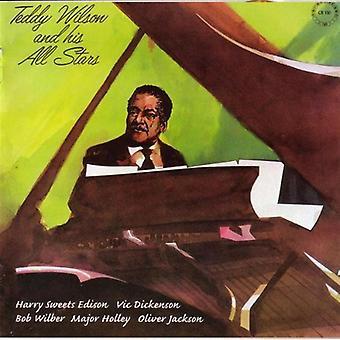 Teddy Wilson & His All Stars - Teddy Wilson & His All Stars [CD] USA import