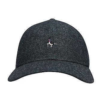 Jack Wills Brigsley Herringbone Wool Cap