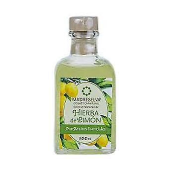 Natural lemongrass cologne 100 ml