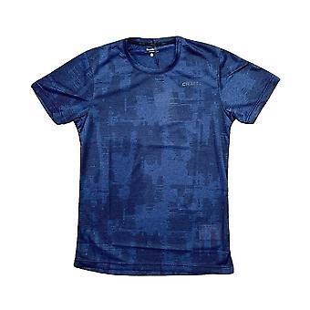 Craft Mens Eaze Short Sleeve T-Shirt