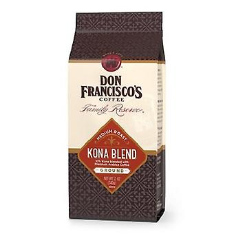 Don Francisco's Kona Blend Ground Coffee