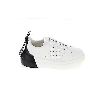 Red Valentino Uq2s0e11ghna01 Women's White Leather Sneakers