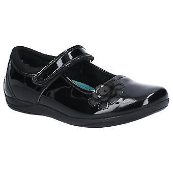 الصمت الجراء بنات جيسيكا أحذية مدرسة جلدية جونيور