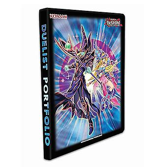 Yu-Gi-Oh! The Dark Magicians 9-Pocket Duelist Portfolio Holds 180 Cards