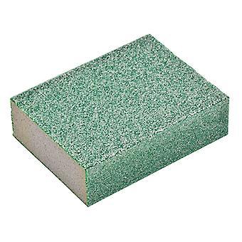 Oakey Liberty Green Sanding Block Medium/Coarse (1) OAK58595