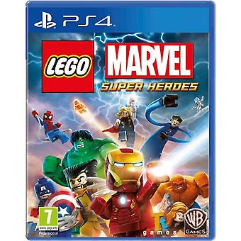 Lego Marvel Super Heroes Gioco PS4