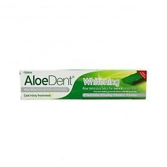 Aloe Dent - Beyazlatma Aloe Vera Diş Macunu