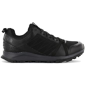 THE NORTH FACE Litewave Fastpack II - Men's Hiking Shoes Black NFOA4PF3CAO100 Sneakers Sports Shoes