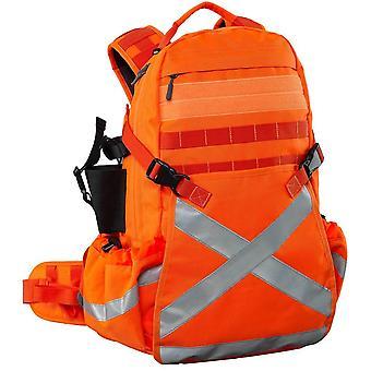 Caribee Mineral King 32L High Vis Heavy Duty Pack - Oranje