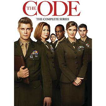 Code: Complete Series [DVD] USA import