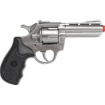 CAP GUN - 33/0 - Gonher Police Revolver 8 Shots