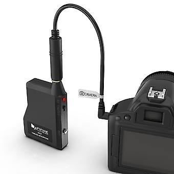 Fifine 20-channel Uhf Wireless- Lavalier Lapel Microphone System With Bodypack