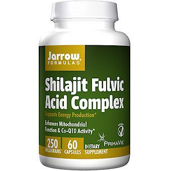 Jarrow Formulas Shilajit Fulvic Acid Complex, 250 mg, 60 Vcaps