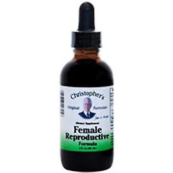 Dr. Christophers Formulas Female Reproductive Extract, 2 oz