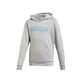 Adidas JR Essentials Commercial Linear DY2973 universal all year boy sweatshirts